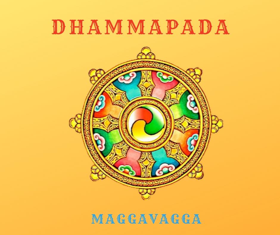 Дхаммапада Маггавагга